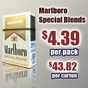 How many cigarettes in a pack of Marlboro Reds